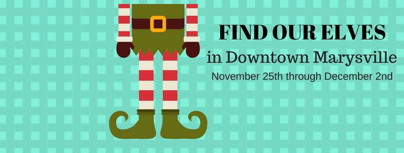 Down Town Merchants Art for ELF