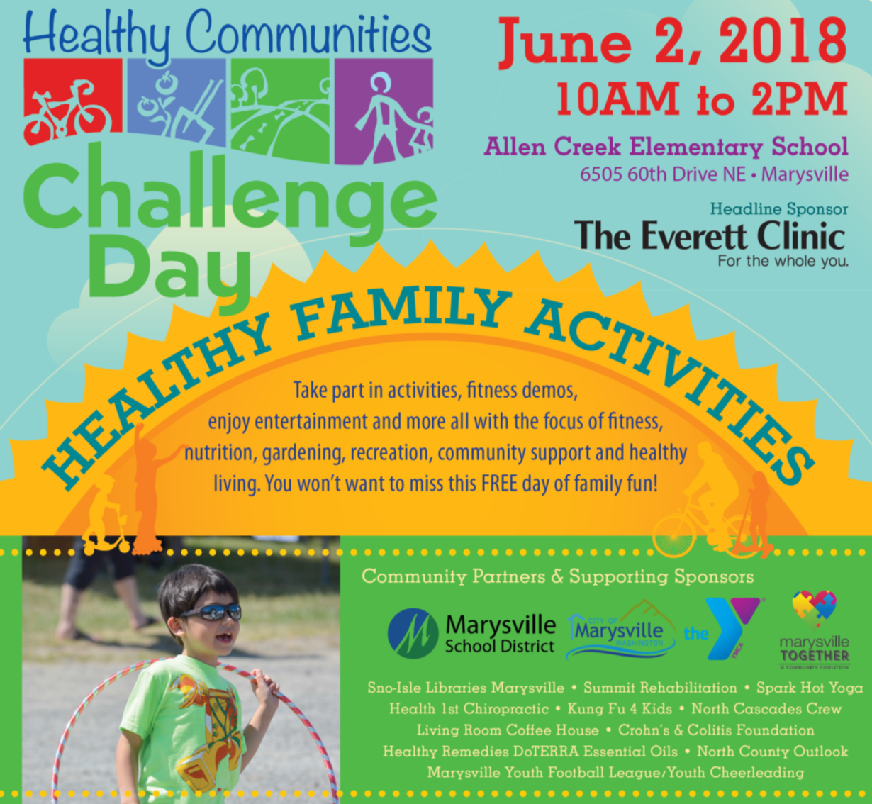 Healthy Communities Challenge Day_Flier