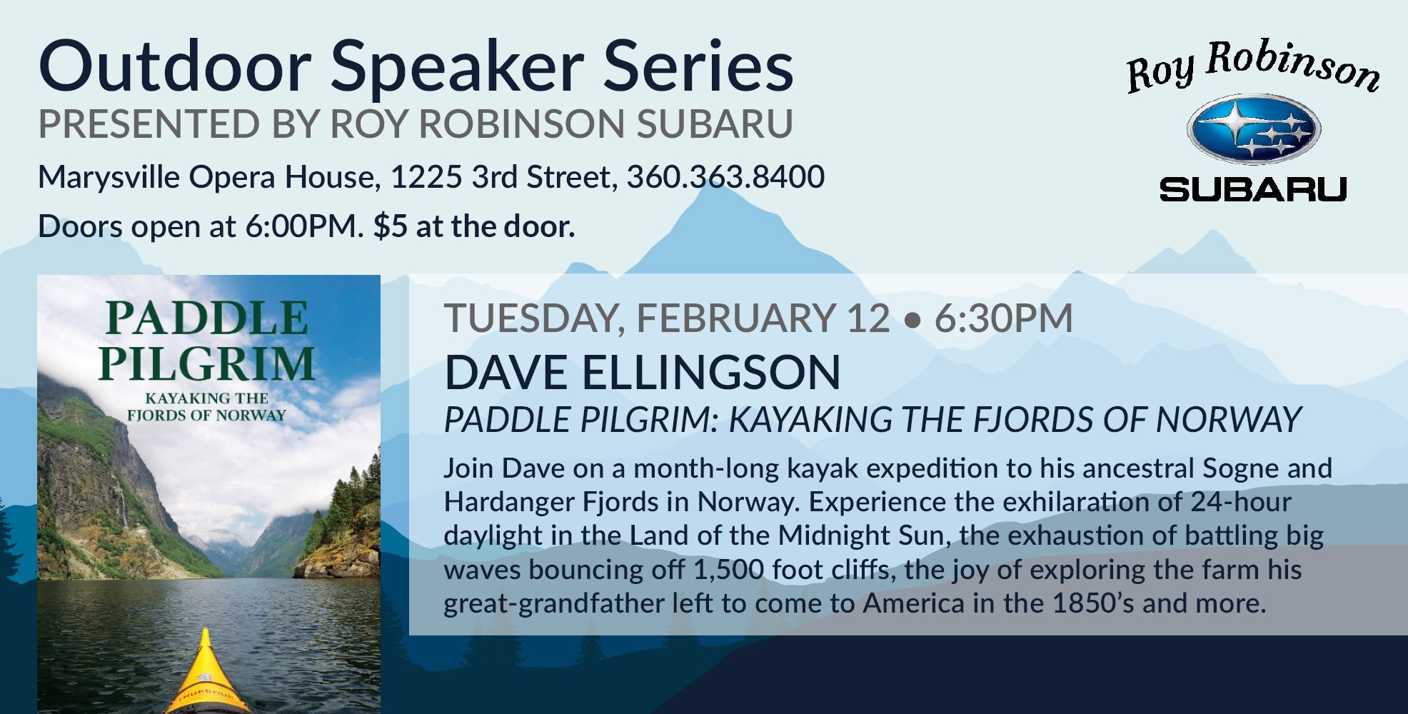Outdoor Speaker Dave Ellingson Tile