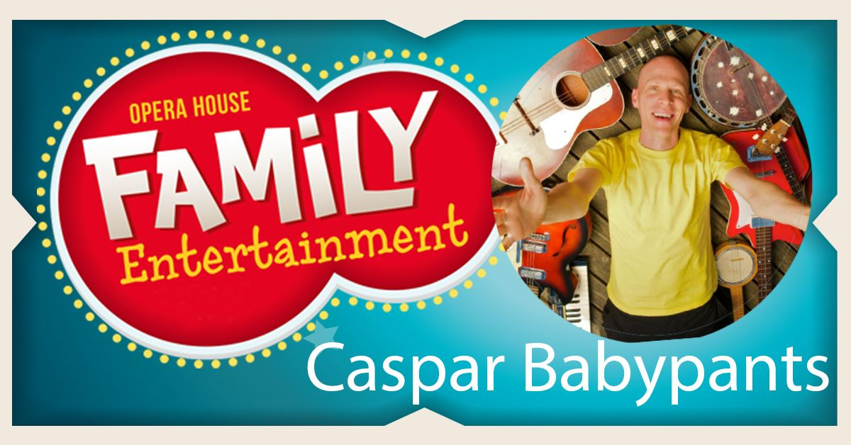 Family Entertainment Caspar Babypants FB