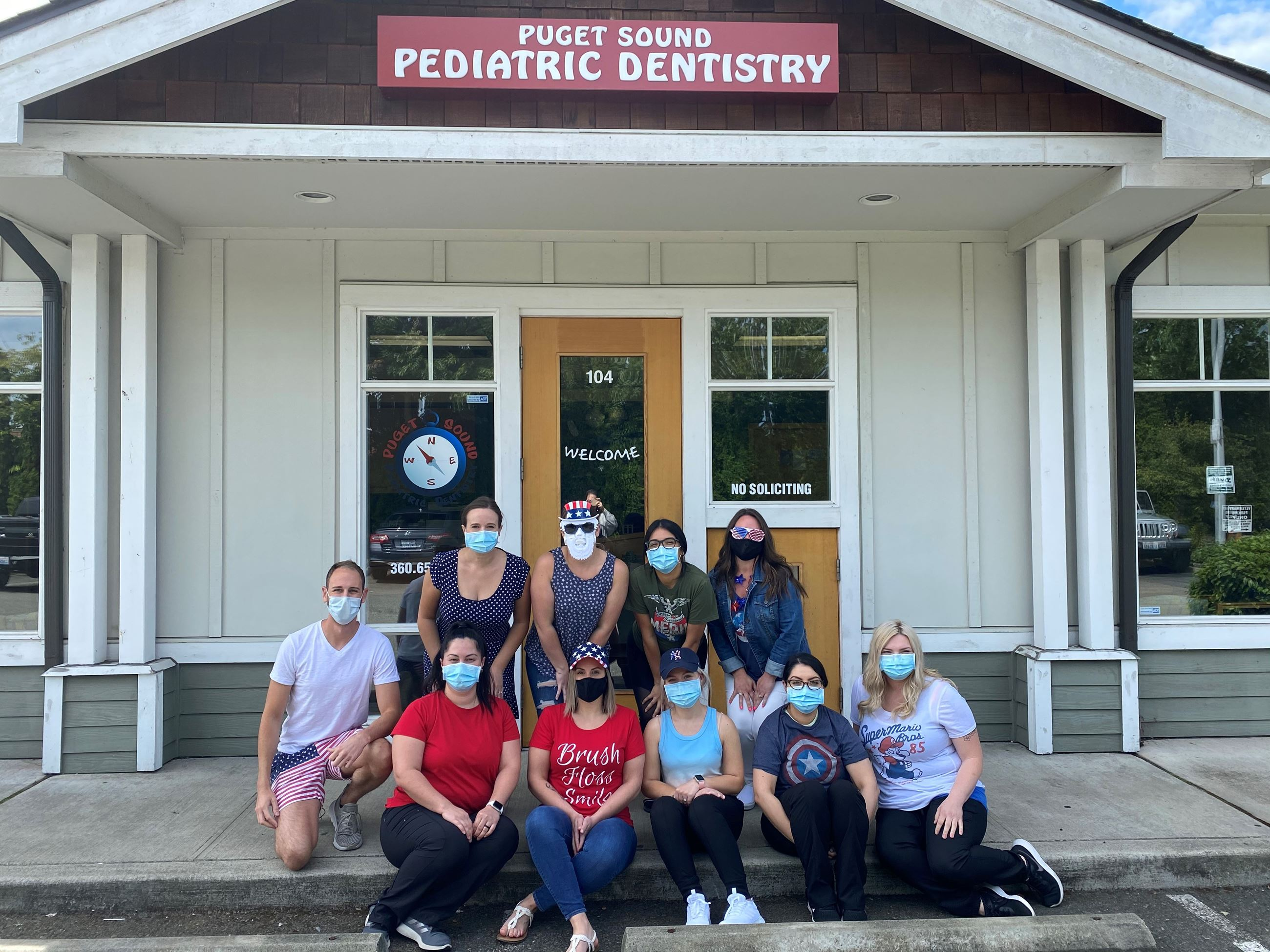 Puget Sound Pediatric Dentistry