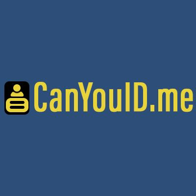 CanYouID.me Opens in new window