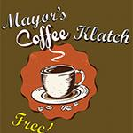 Mayor's coffee klatch