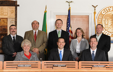 marysville city council 2013